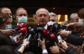 Bürokratları uyaran Kılıçdaroğlu'na Saray'dan suç duyurusu