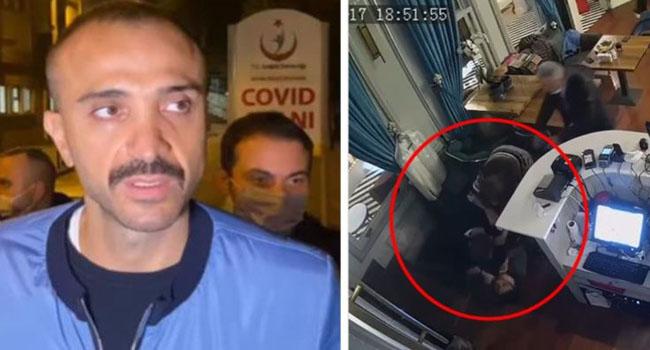 'Erdoğan'ın berberi alıkoydu' demişti : O gecenin görüntüleri ortaya çıktı