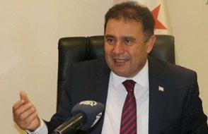 KKTC Başbakanı Saner'den 'kaset' istifası!