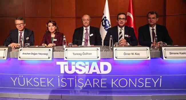 AKP'den TÜSİAD'a cevap: Bir şeyler gevelemişler