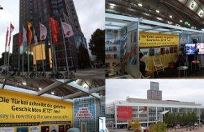 Frankfurt Kitap Fuarı kapılarını halka açıyor