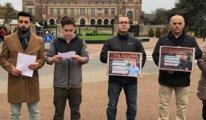 Lahey Adalet Divanı önünden çağrı: Hasta tutsakları bırakın