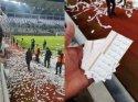 Kur'an sayfalarını kırpıp konfeti yaptılar!