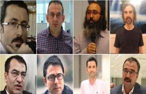Medya davasında 7 gazetecinin adli kontrolü kaldırıldı