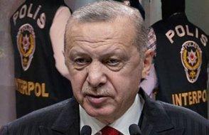 Erdoğan;  muhalifleri avlamak için interpol'u kullanmaya çalışıyor