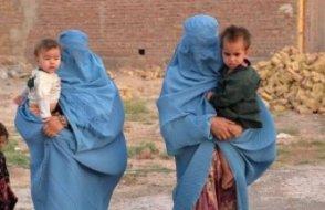 Afganistan'da korkunç olay