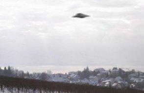 ABD Hava Kuvvetleri fotoğrafçısından şok UFO detayı