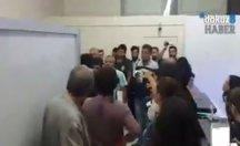 Polis canlı yayını bastı, yayın kesildi