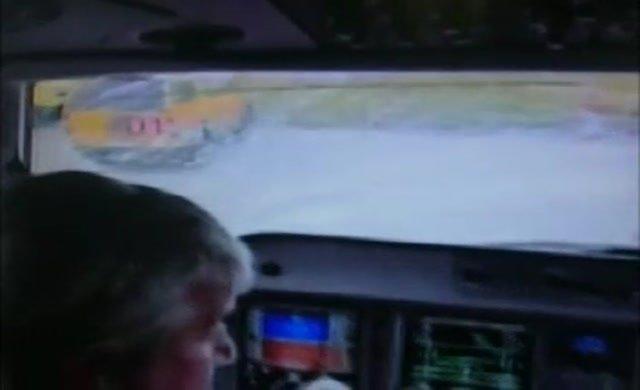 Fenerbahçe'yi taşıyan uçak acil iniş yaptı