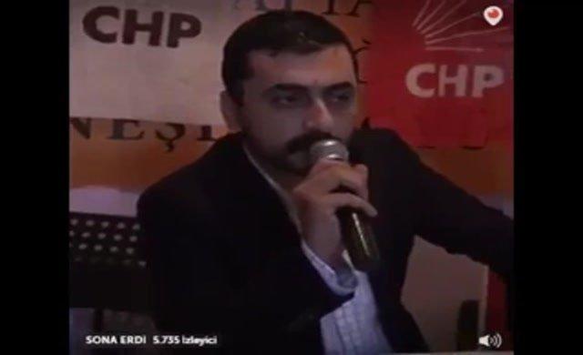CHP'li Eren Erdem'in İstanbul Bağcılar'da katıldığı panele taşlı sopalı saldırı düzenlendi
