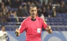Dünya futbol tarihinde ilk ...Video görüntüleri ile penaltı kararı verildi.