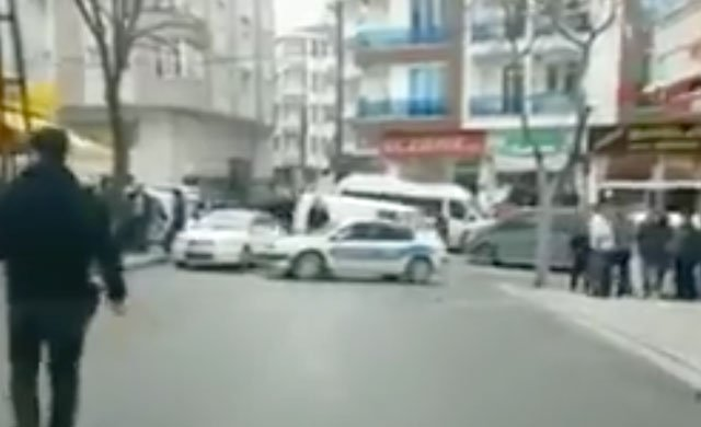 İstanbul Esenyurt'ta polise ateş açıldı