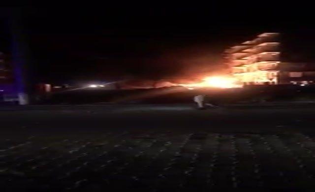 Şanlıurfa Viranşehir'de patlama