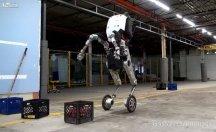 İşte Google'ın her engeli aşabilen yeni robotu