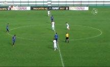 Brezilya'da Tsubasa golü