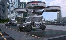 Geleceğin uçabilen arabası