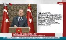Erdoğan: Hiçbir Batılı huzurla sokağa adım atamaz