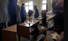 AKP Urfa Milletvekili Yıldız'ın sandık baskını görüntüsü