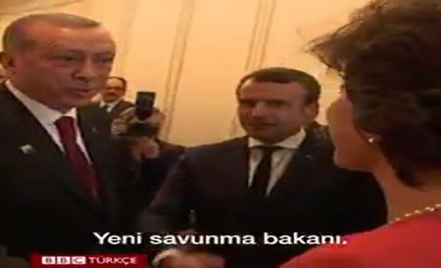 Erdoğan 'Haçlı Ordusu' komutanına haddini bildirirken!..