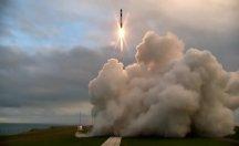 3D yazıcıyla ürettikleri roketti uzaya fırlattılar