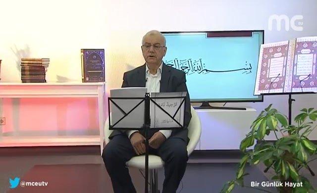 Mehmet Ali Şengül'ün sesinden Tevhidname duası