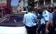 AKP'li Belediye Başkanı Çimen polise saldırdı, şoförü yumrukladı