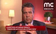 Türkiye'nin AB'ye katılma ihtimali sıfır