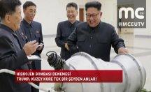 Kuzey Kore'nin füze denemesi dünyayı sarstı...