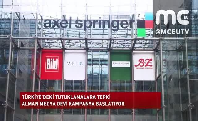 Alman büyük şirketler Türkiye'de ilan vermeye hazırlanıyor