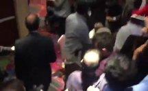 Erdoğan'ın korumaları ABD'de yine protestocu dövdü