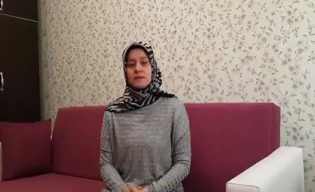 Kazakistan'da kaçırıldığı düşünülen Enver Kılıç'ın eşi, gelecek haberi bekliyor