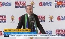 Erdoğan: IMF bizden 5 milyar dolar borç istedi, dedim ki verin...