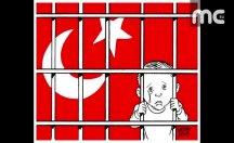 Türkiye'de bebekler cezaevinde