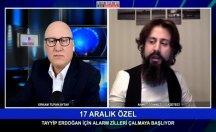 Gazeteci Ahmet Dönmez 17 Aralık sabahı Çapkın, Ardıç ve Saygılı arasında yaşanan diyaloğu anlattı