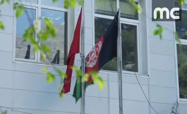 Afganistan'daki Öğretmenler serbest