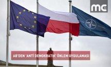 AB'den anti demokratik yönetimlere fren...