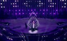 Eurovision'a sahne protestosu damgasını vurdu