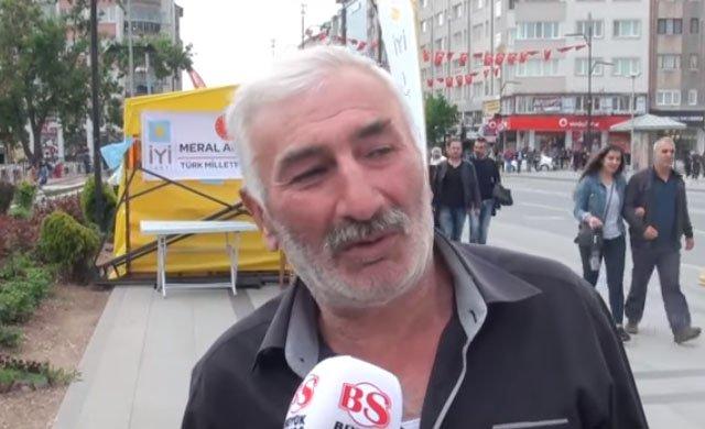 AKP'li seçmen bakın nasıl düşünüyor?