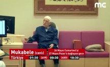 Fethullah Gülen Hocaefendi ile Ramazan mukabelesi