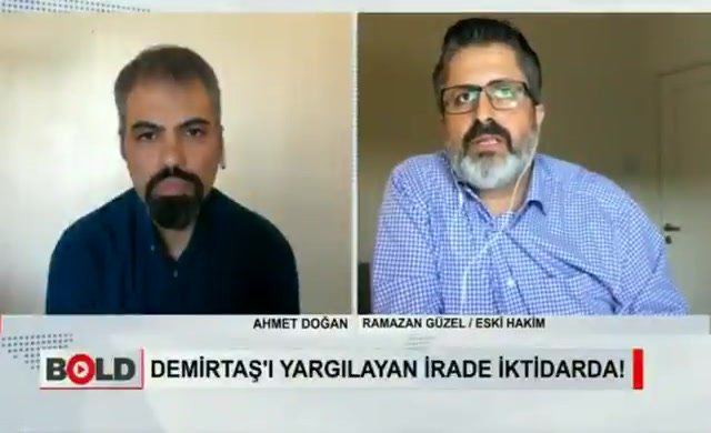 Demittaş'ı tutuklayan irade AKP