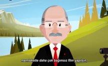 Kılıçdaroğlu'nun Sosyal Medya'yı sallayan animasyonu