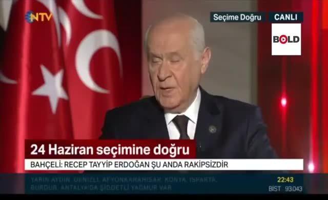 Geçmişte Erdoğan'a söylediğim her şeyin arkasındayım