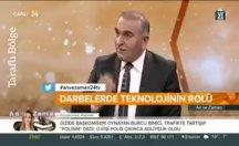 AKP'li yazar: Dış güçler çok yağmur yağdırıp AK Parti'yi zayıflatmak istiyorlar