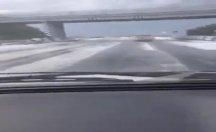 Rusya'ya kar yağdı