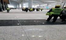 3. Havalimanı şantiyesinde sular durulmuyor