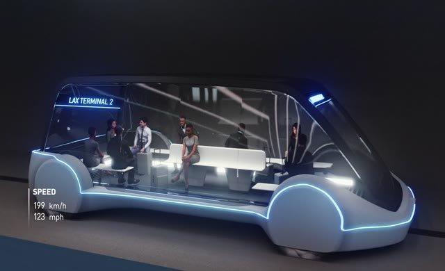 Elon Musk trafikte devrim niteliğindeki yeni yol ve aracını 10 Aralık'ta açıyor