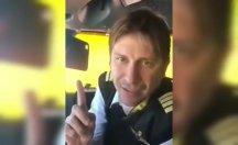 Pilot uçakla Arap Yarımadasından geçerken Müslüman oldu