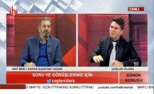 Erdoğan'ın danışmanından AKP'lilere sert sözler