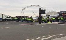 Sarı Yelekliler eylemi İngiltere'ye sıçradı!