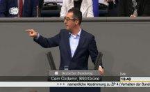 Almanya'da Cem Özdemir'in AFD'ye karşı yaptığı konuşma yılın konuşması seçildi